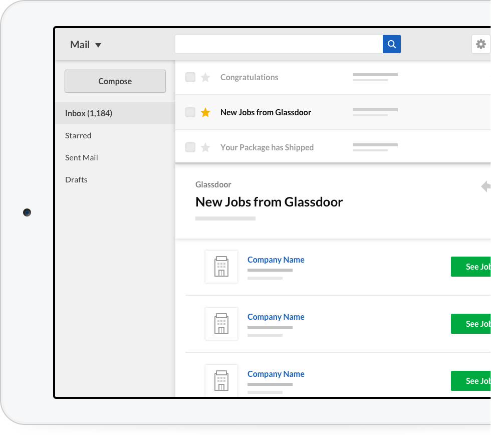 Glassdoor Job Search Find The Job That Fits Your Life